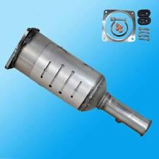 EU4 DPF Dieselpartikelfilter CITROEN C4 (Coupe) 2.0Hdi 136PS LA LC RHR 2004/04-