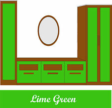 Matt Vinyl For Kitchen Doors, Drawers, Units  Sticky Back Plastic Self Adhesive