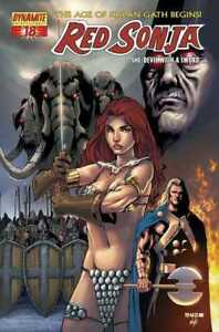 RED SONJA (2005) #18 Cover C  Back Issue