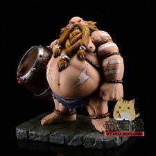 "BIG 8"" LOL League of Legends Rabble Rouser Gragas Figure PU Decoration Figurine"