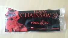 Texas Chainsaw 3D Glasses New & Sealed