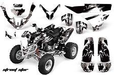 Polaris Predator 500 ATV AMR Racing Graphics Sticker Quad Kits 03-07 Decals SSBW