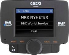 Tiny Audio C3+ DAB / FM Receiver & Bluetooth Car Entertainment / Aux / Hand free