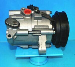 AC Compressor Fits 2007-2008 Dodge Nitro 2006-2008 Jeep Liberty (1YW) R67184