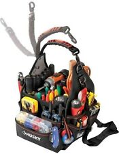 Electrician Tool Bag Tote Pouch Holder Driver Screwdriver Wall Storage Organizer