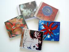 The Cure 5 CD Sammlung Bloodflowers Wish High Disintegration Close To Me Remix