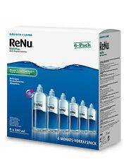 ReNu MultiPlus 6-Monats-Pack 6x 240 ML All-in-One Lösung von Bausch&Lomb