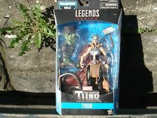 THE MIGHTY THOR MARVEL LEGENDS JANE FOSTER GLADIATOR HULK BAF SERIES NEW AND SEA