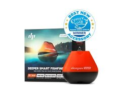 Deeper Start Fish Finder, WiFi Sonar Fishfinder For Recreational Shore Fishing