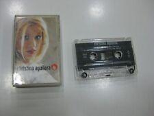 CHRISTINA AGUILERA CASSETTE SPANISH 1999