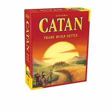 Catan Studio: (Settlers of) Catan board game 5th Edition (New)