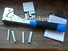 Hammertacker,Schlagtacker,Tacker für Klammern von 6 bis 12mm inkl. 1000 Klammern