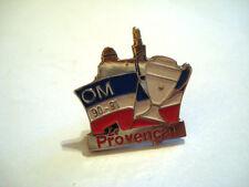 PINS OM 90 91 LA PRESSE PROVENCAL CLUB FOOT FOOTBALL MARSEILLE
