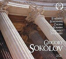 Grigory Sokolov 4600317122929 by Schubert CD