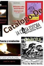 Catalogo by La Editora (2017, Paperback)