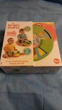 Bright Starts 4 In 1 Twist and Grow Shape Sorter
