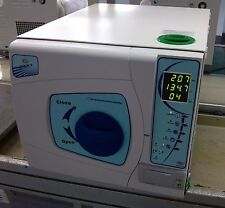 16L Dental Medical Surgical Vacuum Steam Sterilizer Autoclave With Printer 220V