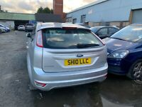 2010 Ford Focus 1.6 TDCi Econetic 5dr, £20 ROAD TAX