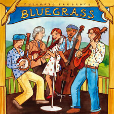 Putumayo Bluegrass American Music Fiddle Guitar Vocal Songs Tunes Country Blues