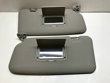 NISSAN X-TRAIL 2003  01-07 2.2 DCI 84KW Interior Right and Left Sun Visors SET