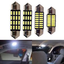 31/36/39/41MM 4014 Festoon LED Car Auto Interior Dome Light Bulbs White 6000K