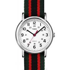 Orologio Timex Ref. Abt745 Uomo solo tempo Cinturino in tessuto Multicolor