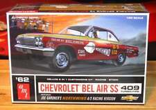 Amt865/12 1/25 '62 Chevy Bel Air Super Stock Ets Hobby Shop