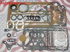1960-69 Corvair engine gasket set, 80 to 140HP, and Turbos, complete, US made!
