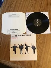"The Beatles ""Help"" 1978 U.K. stereo LP 'HTM' pressing amazing sound Mint- cond !"