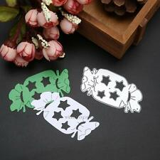 Candy Metal Cutting Dies Stencil Scrapbooking Embossing Paper Cards Making DIY