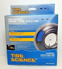 Tire Science 4-Inch x 4.8-Inch Non-Highway Inner Tube
