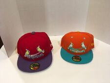 New Era St.Louis Cardinals 59Fifty Fitted Hats
