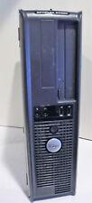 Dell Optiplex GX620 PC Desktop (Intel Pentium D 2.80GHz 1GB 80GB) Parts/Repair