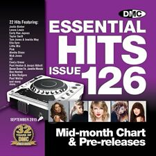 DMC Essential Hits 126 Chart Music DJ CD