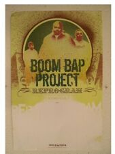Boom Bap Project Poster Band Shot The Promo