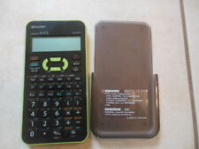 ********** Sharp Scientific Calculator Advanced D.A.L.
