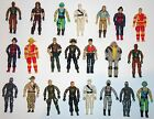HUGE Collection Lot of 1984 G.I. JOE COBRA ARAH Action Figures YOU PICK!
