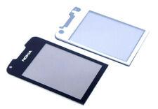 Nokia 8800 Arte Black Schwarz Aussenglas LCD Display Cover Front Glas mit Kleber