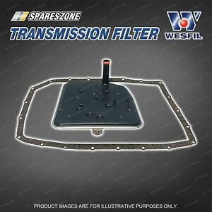 Premium Quality Wesfil Transmission Filter for Ford F150 Territory SZ II 2WD AWD