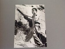 """ALAIN DELON - """" L'INSOUMIS """" - PHOTO DE PRESSE 13x18cm"""