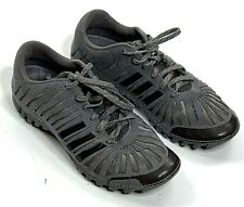 Adidas Shoes Womens Fluid Trainer Non-Marking Sole Slate Gray Size 6.5
