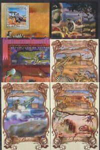 F903. 6 Difirent items - MNH - Animal Kingdom