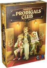 CZECH GAMES EDITION THE PRODIGALS CLUB BOARD GAME