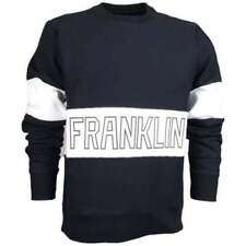Franklin & Marshall Imported MF286 Fleece Round Neck Sweatshirt Large RRP £79.00
