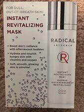 RADICAL SKINCARE Instant Revitalizing Face Mask 1 fl. oz NIB $65 Top Product