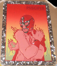 Shattered Foil Variant Puscifer Austin 2015 Jermaine Rogers Tool Poster Print