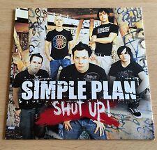 "Simple Plan - Shut Up  7"" Vinyl (box6)"