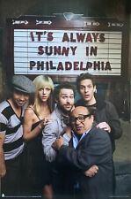It's Always Sunny In Philadelphia Poster 24 X 36