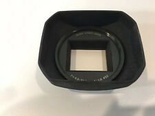 Sony DCR-TRV900 TRV900 Lens Hood Original Genuine Sony