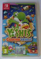 _( Yoshi's Crafted World Pal ITA x Nintendo Switch & Lite Yoshi )_